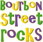 Bourbon Street Rocks Tees Gifts