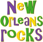New Orleans Rocks Tees Gifts