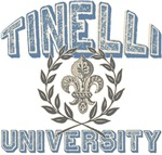 Tinelli Last Name University Tees Gifts