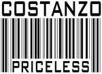 Costanzo Custom Priceless Barcode Tees Gifts