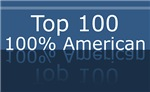 Top 100 !00 Percent American Tees Gifts