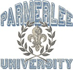 Parmerlee Last Name University Tees Gifts