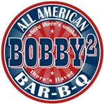 Bobby Squared Personalized Barbecue Tees Gifts