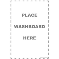 Place Washboard Here