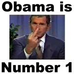 Obama is Number 1