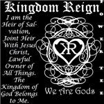 Kingdom Reign #2 Dark Tee