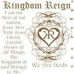 Women's Kingdom Reign #2 Brown