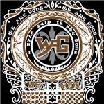 Wag Ornate #1 Brown&white