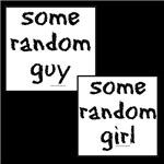 Random Guy/Girl