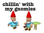 Chillin' with my Gnomies