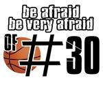 Basketball number player designs
