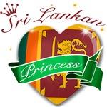 Sri Lankan Princess
