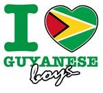 I love Guyanese boys