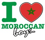 I love Moroccan boys