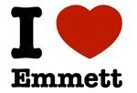 I love Emmett