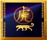 Year Of The Tiger-symbols