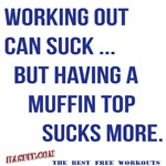 Muffin Top Workout Gear