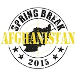 Spring Break Afghanistan 2015