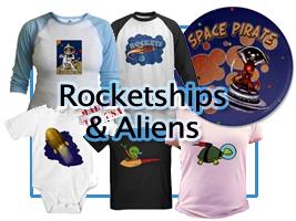 Rocketships