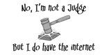 Internet Judge