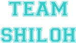 Team Shiloh Teal