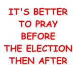 funny anti election joke on gifts and t-shirts.