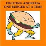 anorexia humor gifts and t-shirts