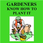 gardener gifts and t-shirts