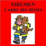 fireman gifts and t-shirts