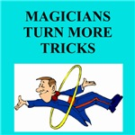 magician gifts and t-shirts