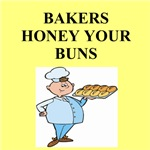 funny joke baker gifts and t-shirts