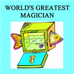 world's greatest magician gifts t-shirts