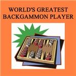 backgammon gifts t-shirts