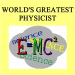 world's greatest PHYSICIST GIFTS T-SHIRTS