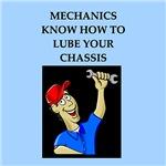 car auto mechanic gifts t-shirts