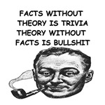 facts & theory joke gifts, t-shirts posters