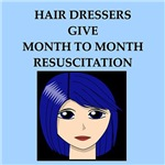 hairdresser beautician joke gifts t-shirts