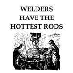welders joke gift t-shirt