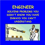 funny engineering jokes gifts t-shirts