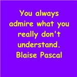 blaise pascal gifts apparel