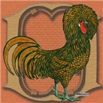 Polish Rooster