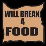 Will Break 4 Food