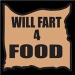 Will Fart 4 Food