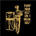 Pump your gas