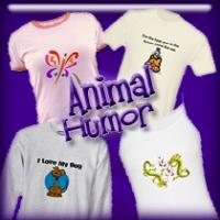 Animal Humor T-shirts and Gifts