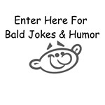Bald Jokes & Humor T-shirts and Gifts