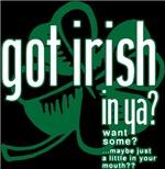 GOT IRISH IN YA?