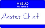 My name is Master Chief