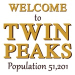 Welcome To Twin Peaks Shirts