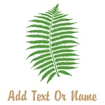 Personalized Fern Gifts